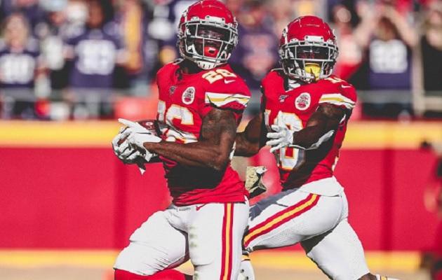 Chiefs se llevaron el triunfo.