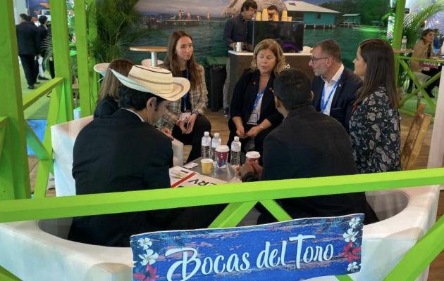 ATP promociona los destinos de Panamá en el World Travel Market de Londres
