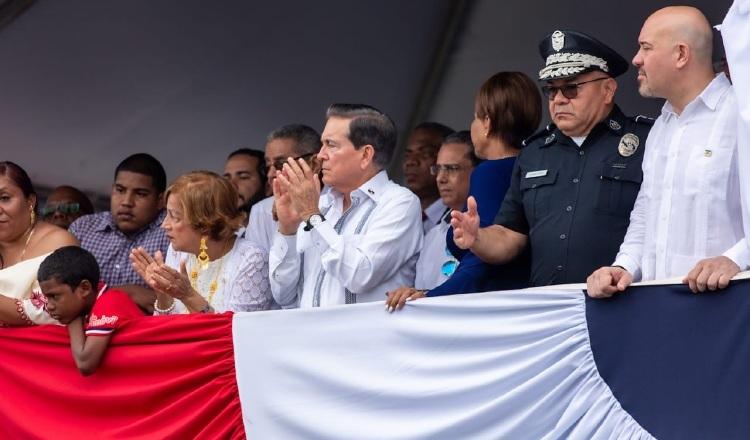 Presidente Laurentino Cortizo se compromete a culminar la renovación de Colón