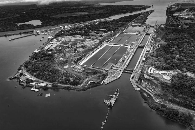 El ahorro de agua y el Canal de Panamá