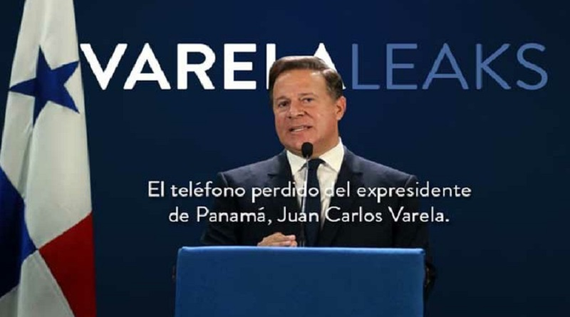 Juan Carlos Varela reconfirma conversaciones sensibles divulgadas en los VarelaLeaks