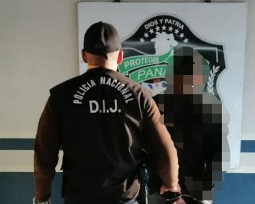 Cae ciudadano chiricano por fingir su secuestro