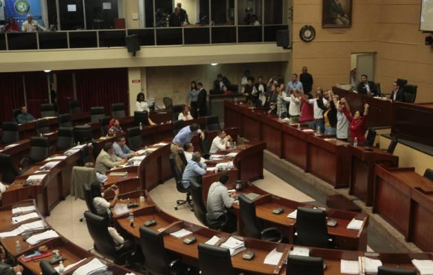 Asamblea Nacional deja claro que el debate sobre reformas constitucionales no se suspenderá
