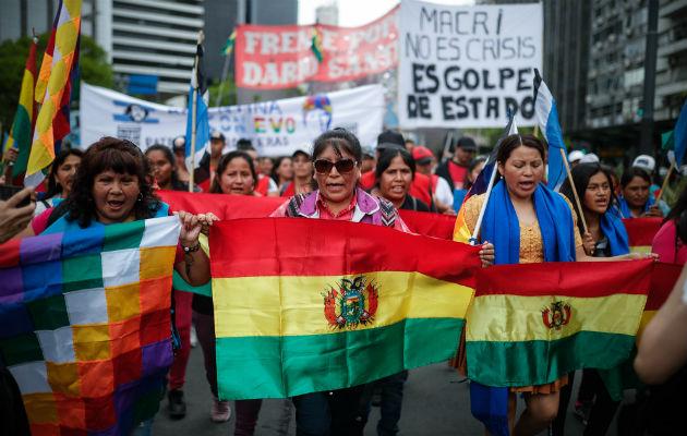 Gobierno de Panamá se solidariza con Bolivia tras crisis política