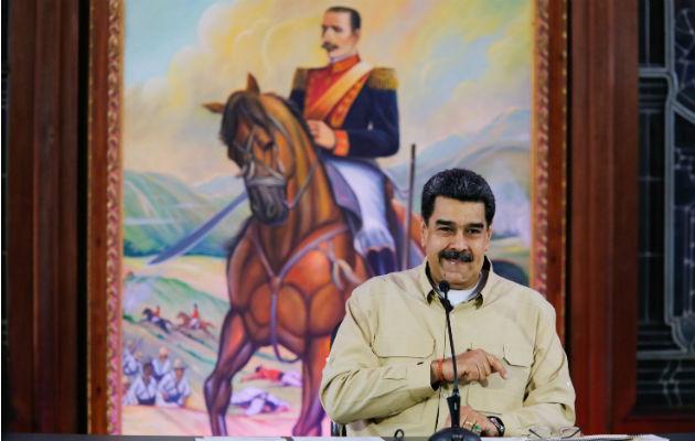 Maduro ataca a Trump por poner Bolivia de ejemplo para Venezuela y Nicaragua