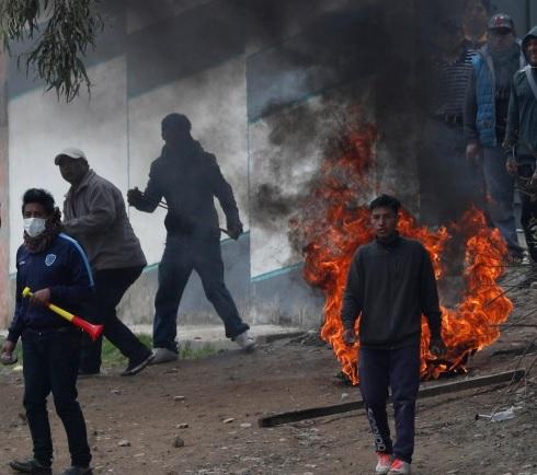 Reunión urgente en la OEA para tratar la crisis de Bolivia