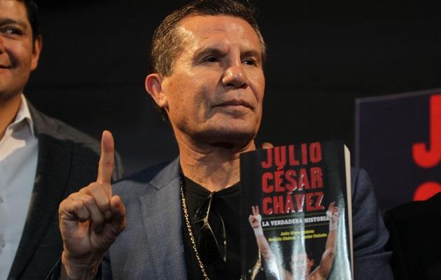 Julio César Chávez: 'Me drogué 14 años y comía cosas podridas'