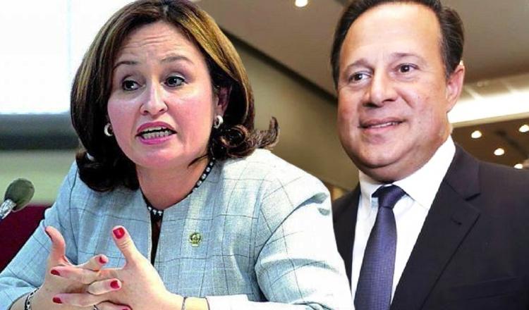 En el intercambio de supuestos mensajes entre el exmandatario Juan Carlos Varela y Kenia Porcell, que aparecen en Varelaleaks.com, quedan al descubierto interioridades de casos judiciales de alto perfil.