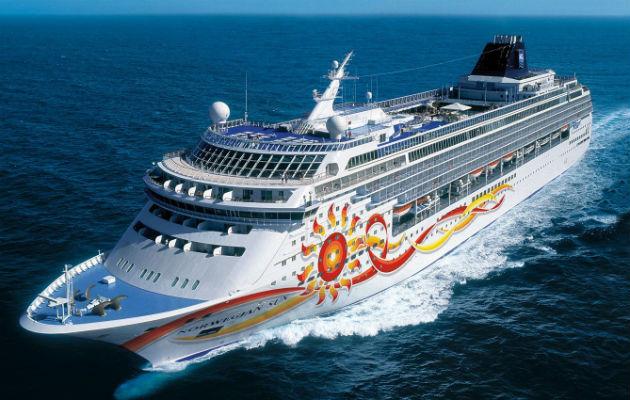 Darán incentivos a cruceros de Norwegian Cruise Line que utilicen a Panamá como puerto