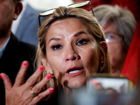 Parlamento boliviano busca al sucesor de Evo Morales