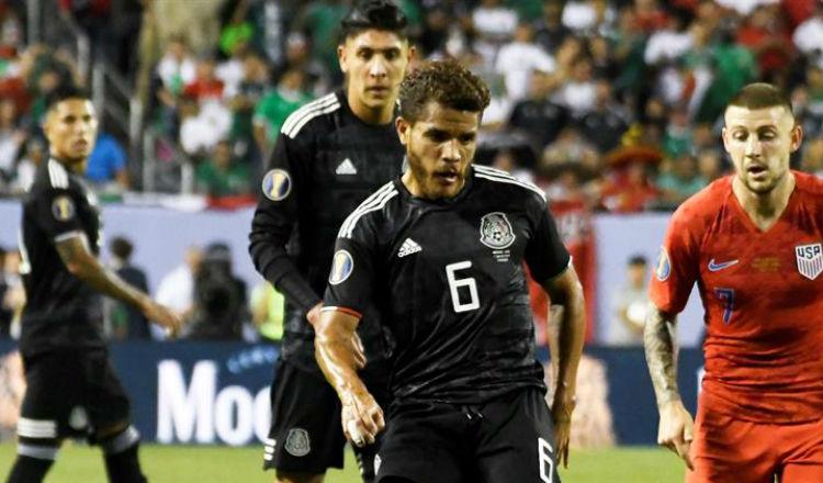 Jonathan Dos Santos se pierde duelos de México ante Panamá y Bermudas