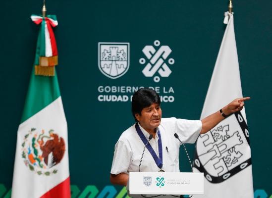 Evo Morales pide la mediación de la ONU, el Papa y países europeos para un diálogo en Bolivia