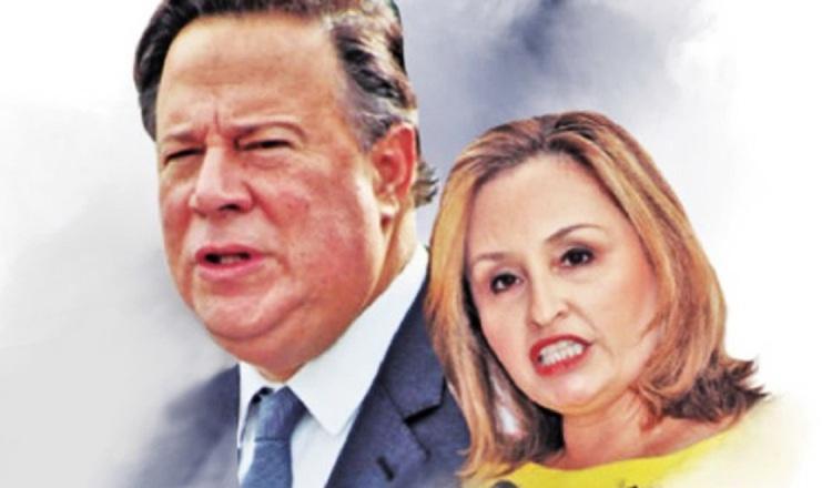Kenia Porcell trabajó para salvar a Jaime Lasso del caso Odebrecht