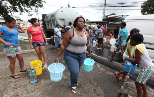 Potabilizadora de Chilibre opera al 50%, Farallón, Ocú, la Minas, Los Pozos y Pesé están sin agua - Panamá América