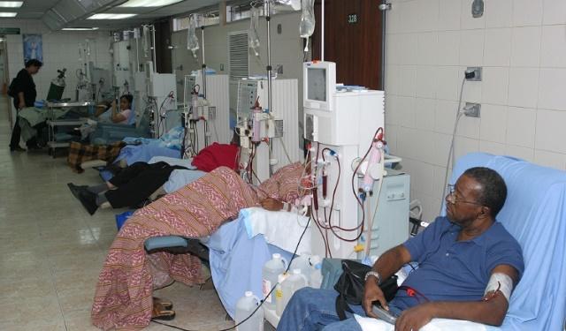 Cifra de pacientes con problemas renales en aumento