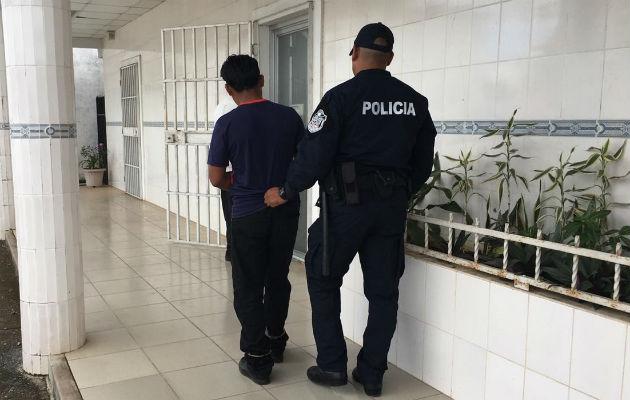 Detienen a sujeto por presunto intento de abuso sexual contra un menor en Soná