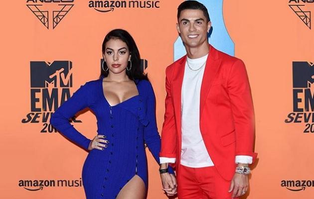 Cristiano Ronaldo se casó en secreto con Georgina en Marruecos, según revista italiana