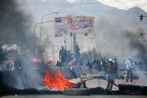 Bolivia: Tres nuevos muertos