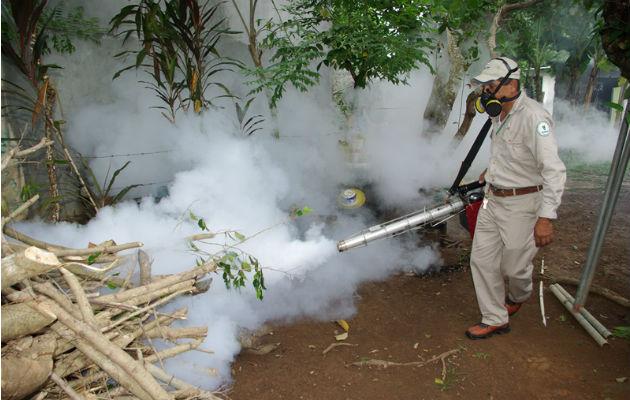 Minsa continúa su lucha contra el dengue en San Miguelito