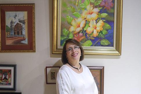 Xochitl Mckay es designada 'Hija Meritoria' del Corregimiento de Betania