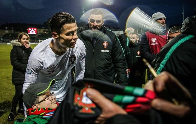 Juventus reserva a Cristiano Ronaldo para partido contra el Atlético de Madrid