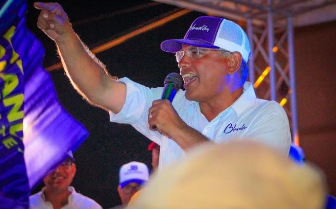 El chiste de José Blandón sobre la 'Tortuga', en el marco de las elecciones internas del Partido Panameñista