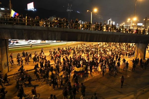 El presidente Iván Duque llama para un diálogo a promotores de las protestas contra su Gobierno