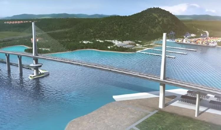 En enero se definiría diseño del Cuarto Puente sobre el Canal de Panamá
