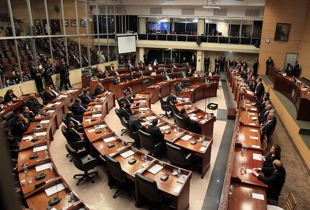 Diputados del PRD encabezan lista de ausencias en la Asamblea Nacional