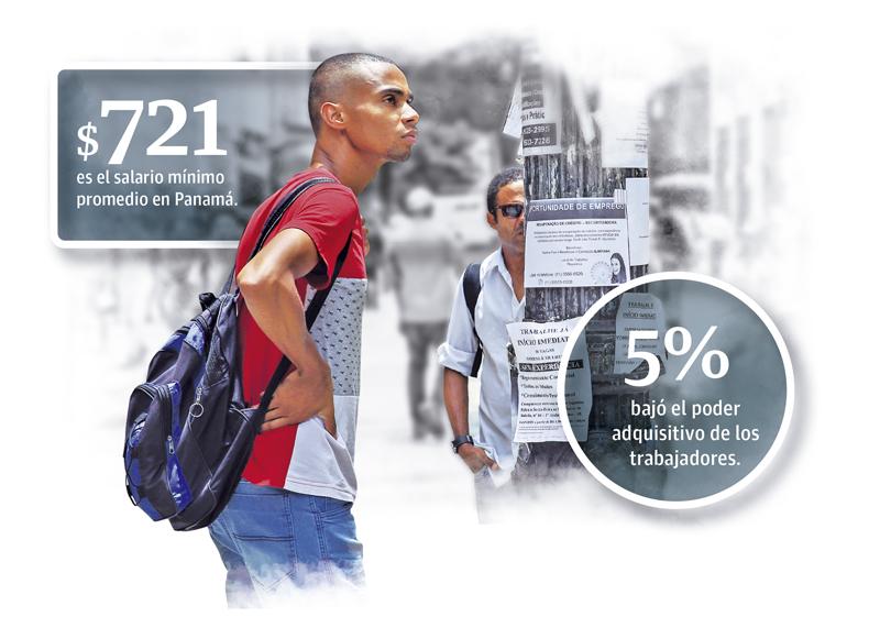 Obreros vinculan aumento salarial con reactivación económica