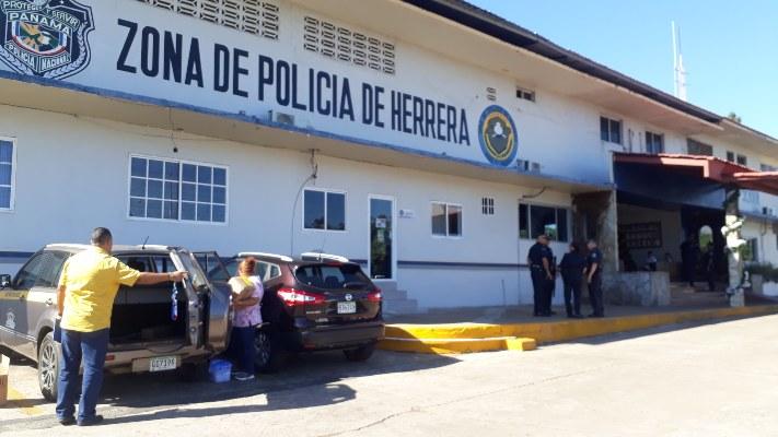 Intercambio de balas entre detenidos en la cárcel de Chitré