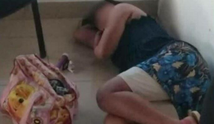 Directora del Senniaf de Bocas del Toro, pide la renuncia de dos funcionarias por el caso de la menor que dormía en el suelo