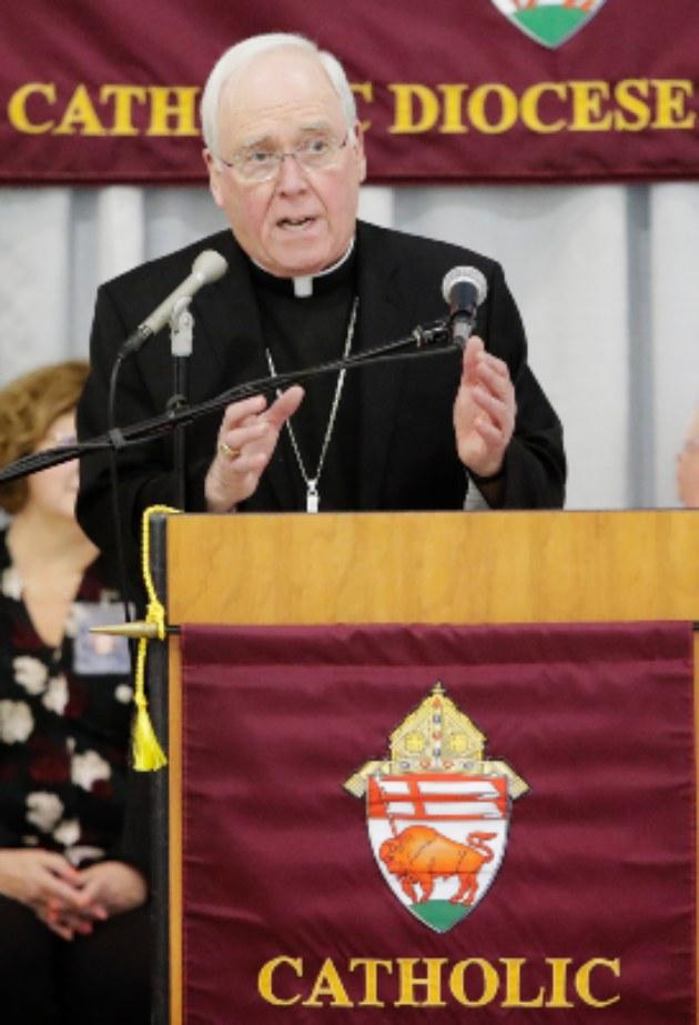 El papa acepta la renuncia del obispo de EE.UU. acusado de encubrir casos de abuso