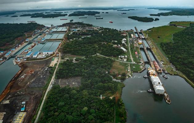 La ACP evalúa al Canal y el reto del agua