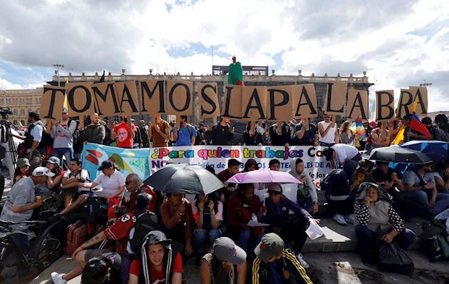 El Comité del Paro mantiene las protestas y acusa a Iván Duque de dilatar las negociaciones