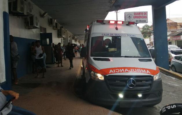 Un muerto y cinco heridos en ataque de pistoleros en Cativá, Colón