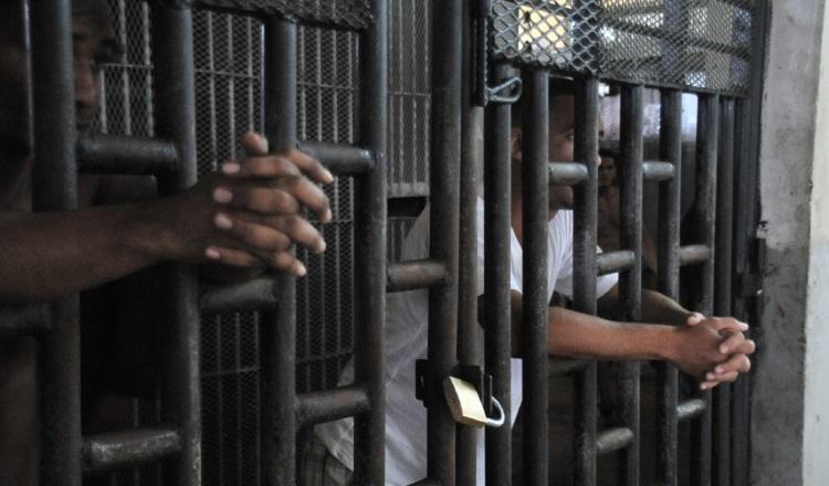 Detenidos tienen baja escolaridad