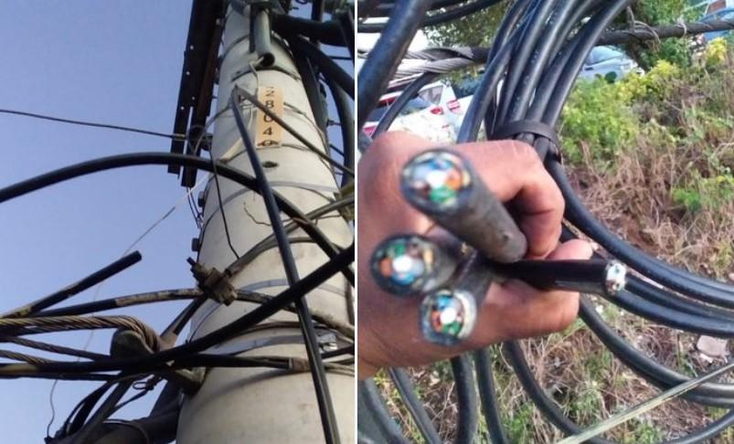 Cable Onda denuncia vandalismo en su red, lo que dejó a miles de usuarios sin internet en el área Este