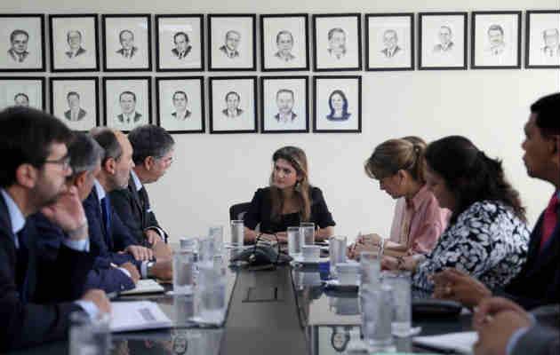 Panamá se prepara en seguridad económica y financiera