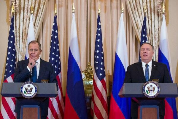 Donald Trump advierte a Rusia que no interfiera en las elecciones de Estados Unidos