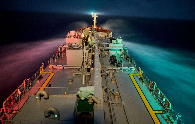 La ardua vida de un navegante filipino
