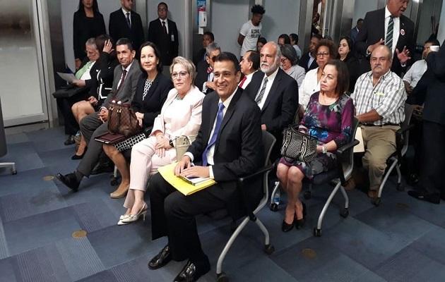 Evaluación de los nueve magistrados designados costó 113 mil dólares