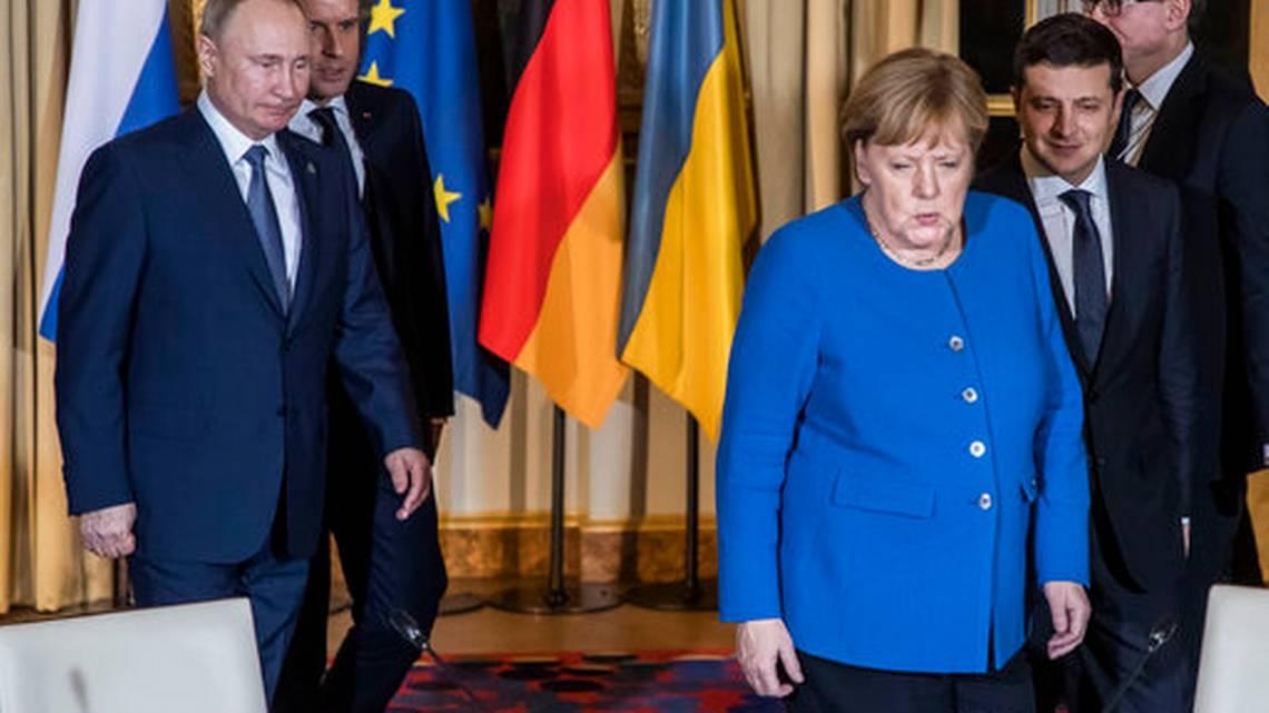 Rusia expulsa a dos diplomáticos alemanes de Moscú