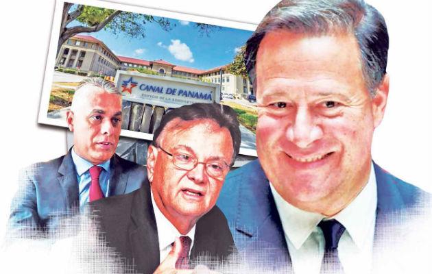 Juan Carlos Varela llevó al Canal de Panamá injerencia política