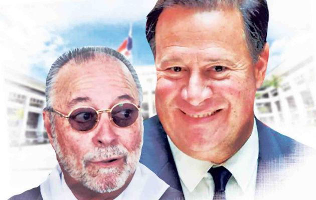 Eduardo Valdés Escoffery le informaba a Juan Carlos Varela sobre el levantamiento de fueros electorales y compartía sus burlas sobre el proceso penal contra Ricardo Martinelli.