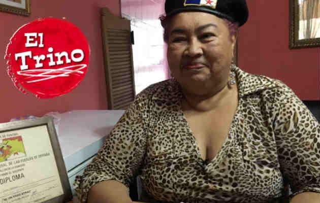 Olga Cárdenas: 'Los pobres de El Chorrillo aún tienen hambre'