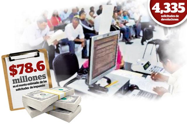 Existen casos de devolución de impuestos por reclamos desde 1998 hasta el 31 de diciembre de 2018.