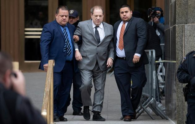 Weinstein y sus acusadoras llegan a un acuerdo tentativo de 25 millones de dólares
