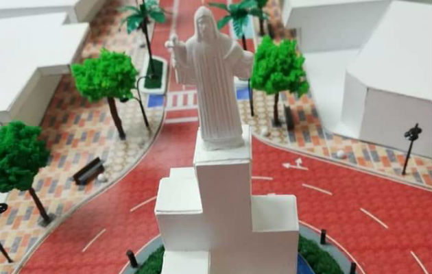 La Noble Ciudad Cultural tendrá rotonda Santiago Apóstol