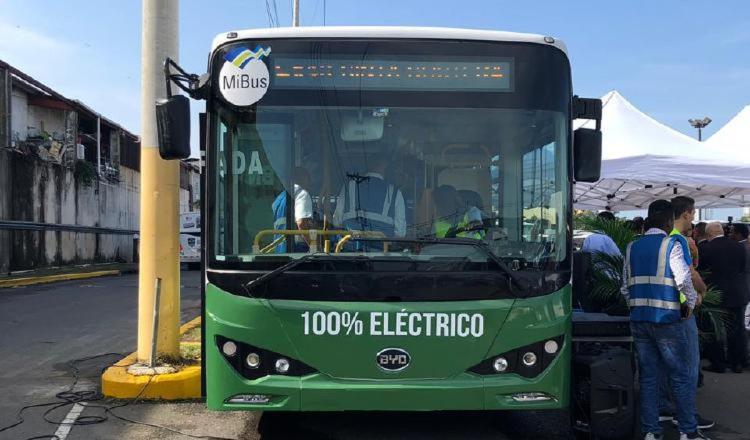 Estrategia encaminada a la descarbonización del transporte público